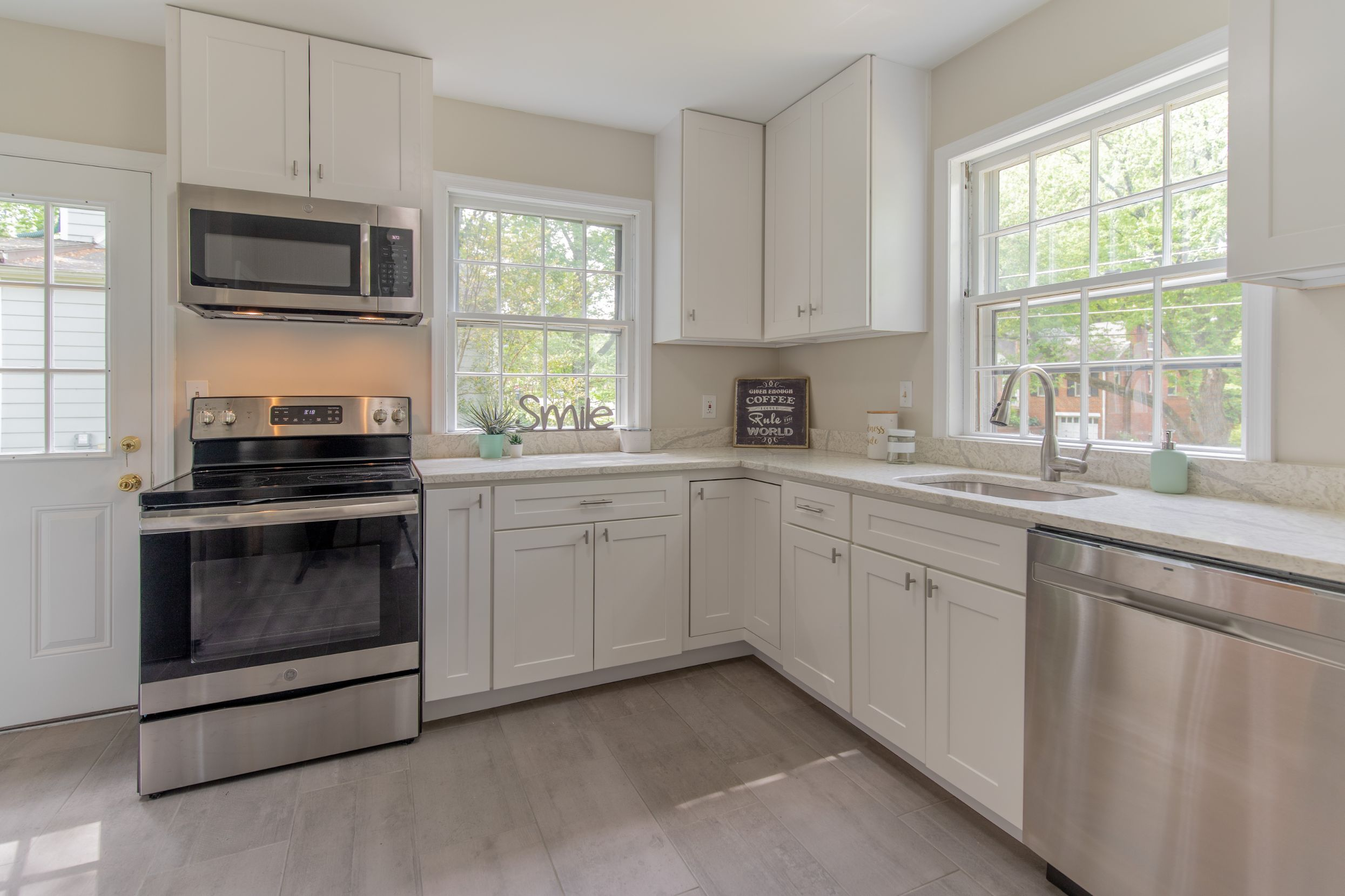 Top Three Renovations For Potential Home Sellers