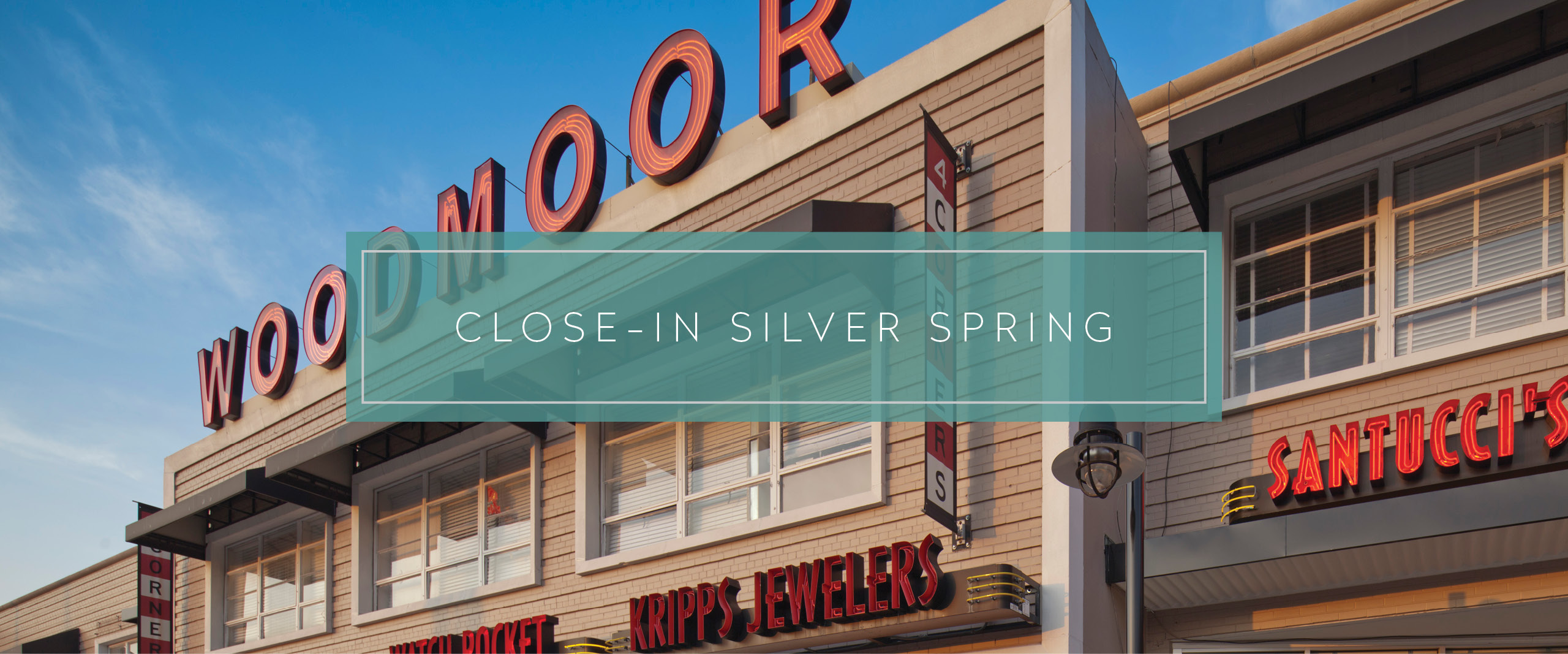 CLose in silver spring