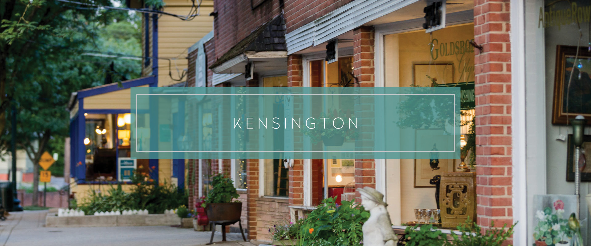 Kensington Homes for Sale