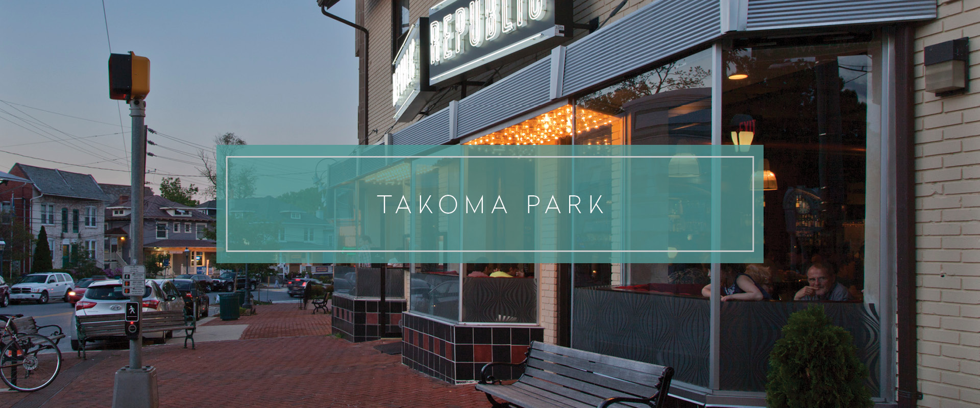Takoma Park Homes for Sale