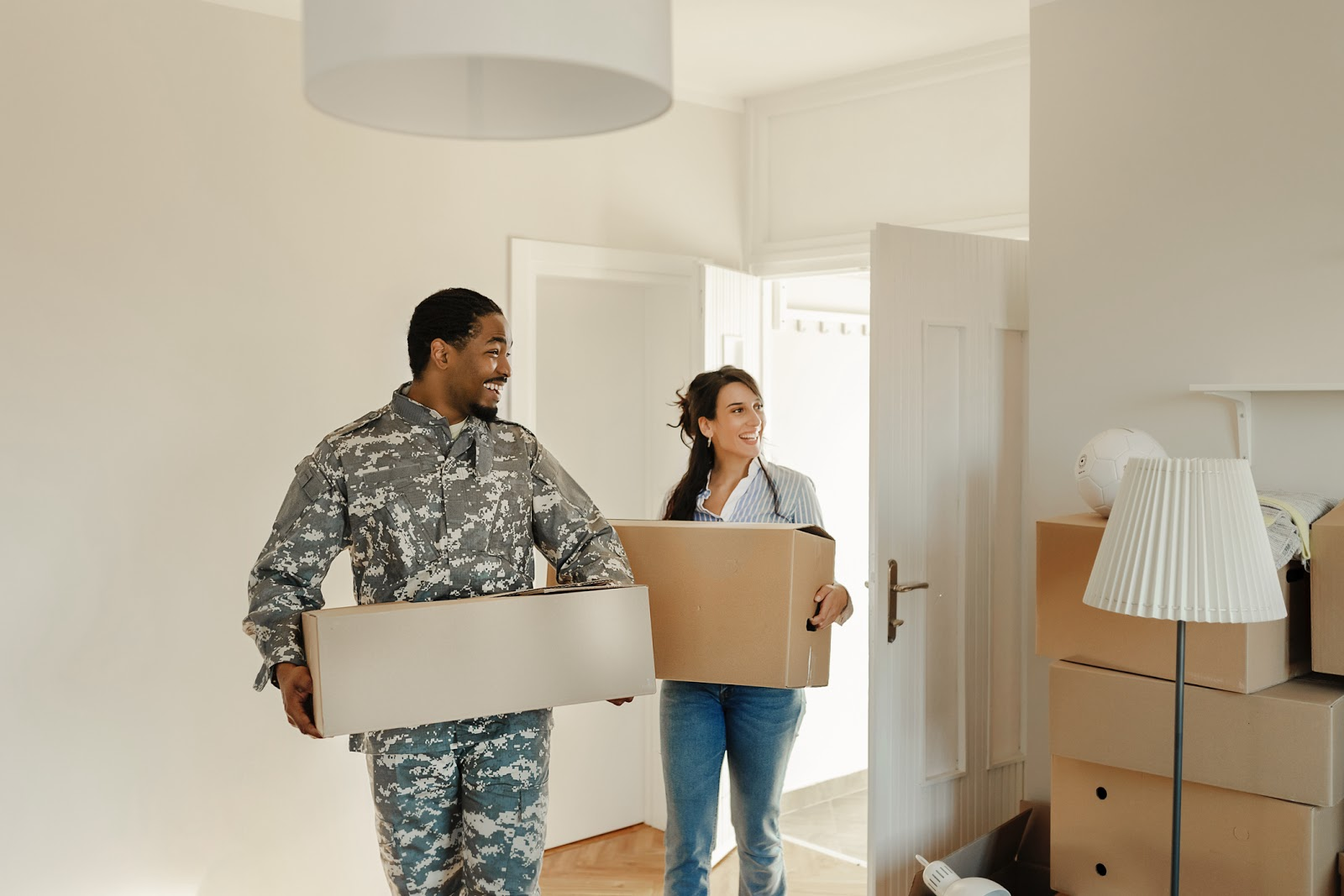 PCS Deals - Discounts for moving military families