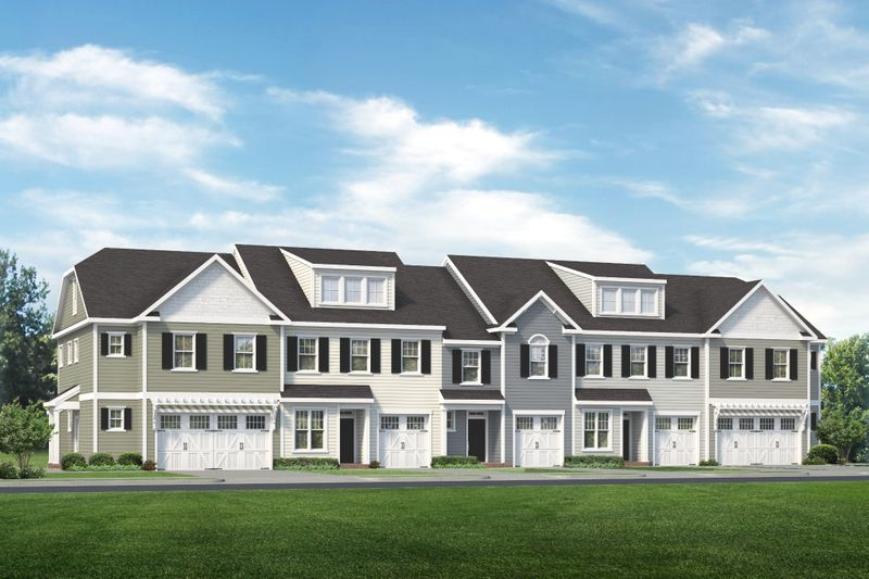 Willow Winds New Homes Virginia Beach