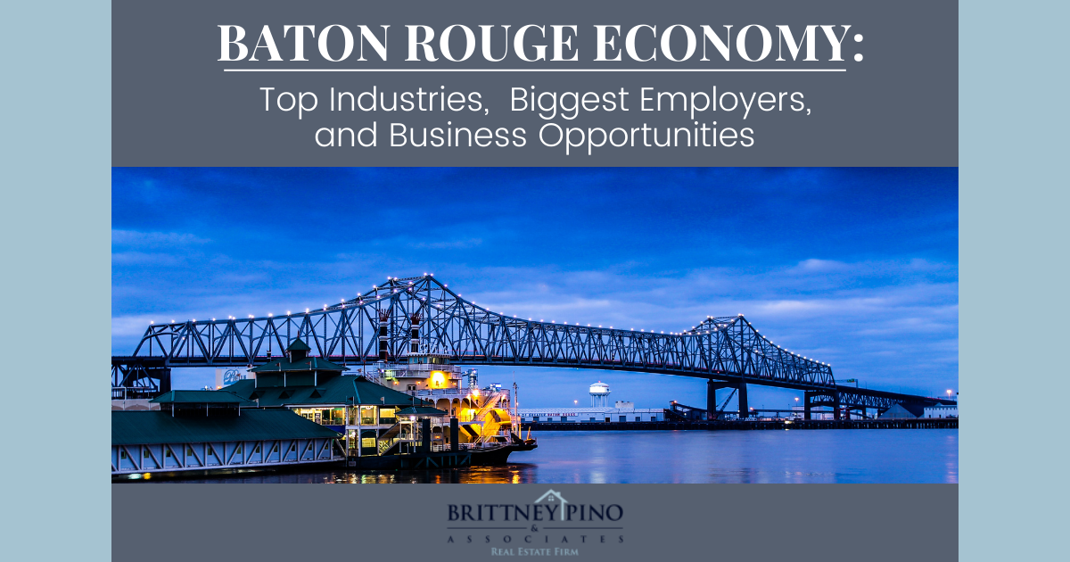 Baton Rouge Economy Guide