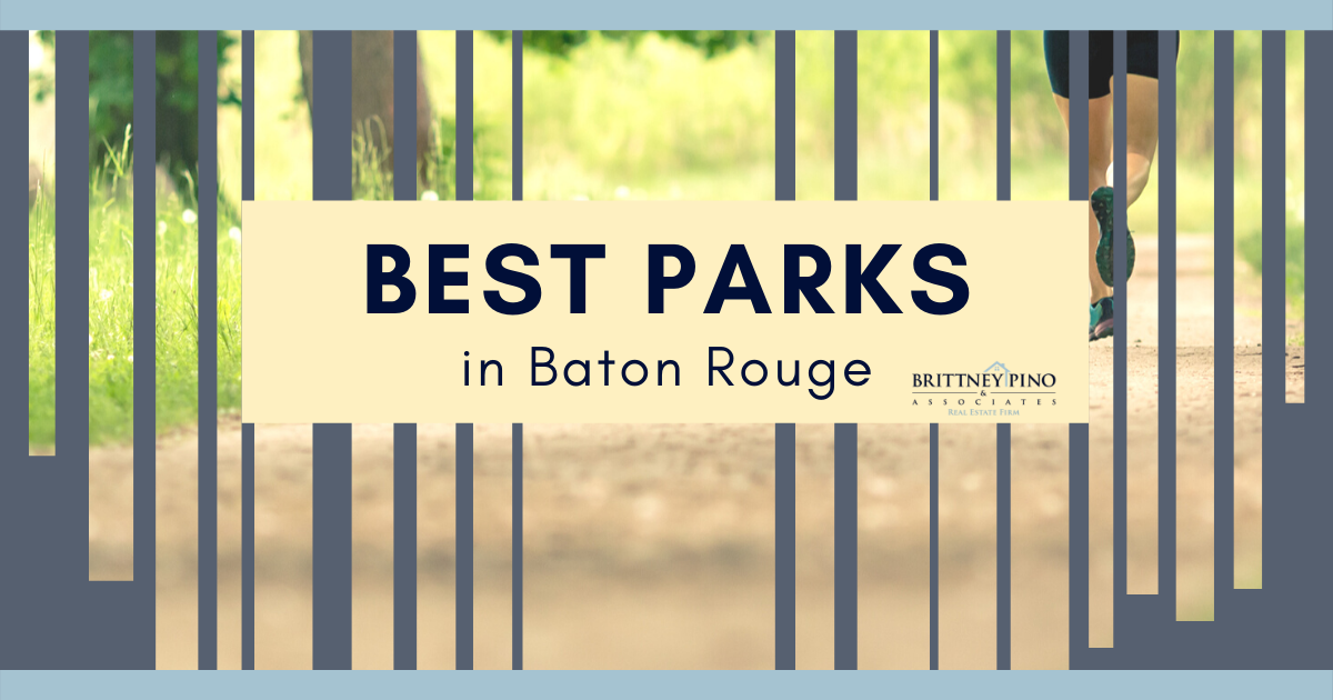 Best Parks in Baton Rouge