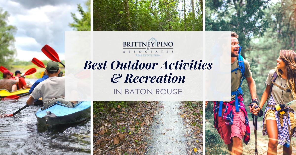 Best Outdoor Activities in Baton Rouge