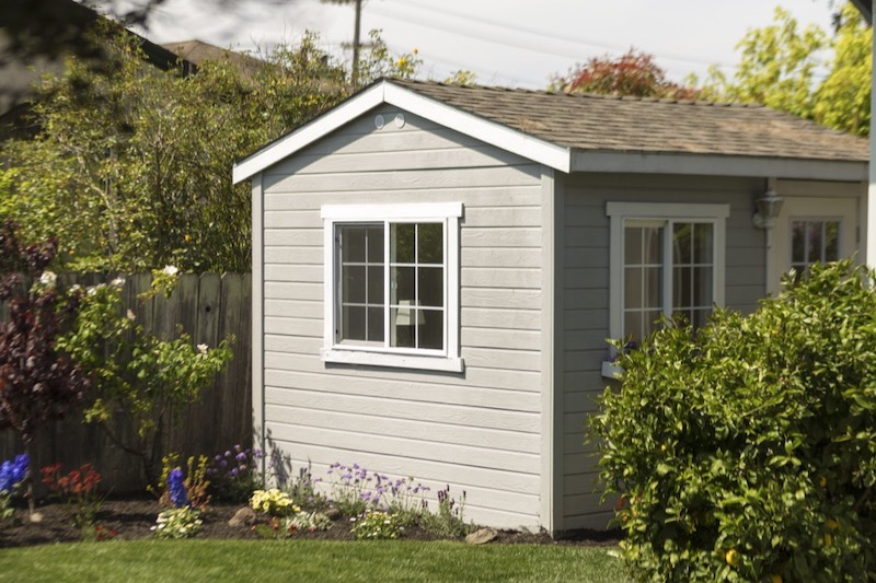 Taking Care of Shed Siding