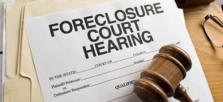 Foreclosure Court Hearing