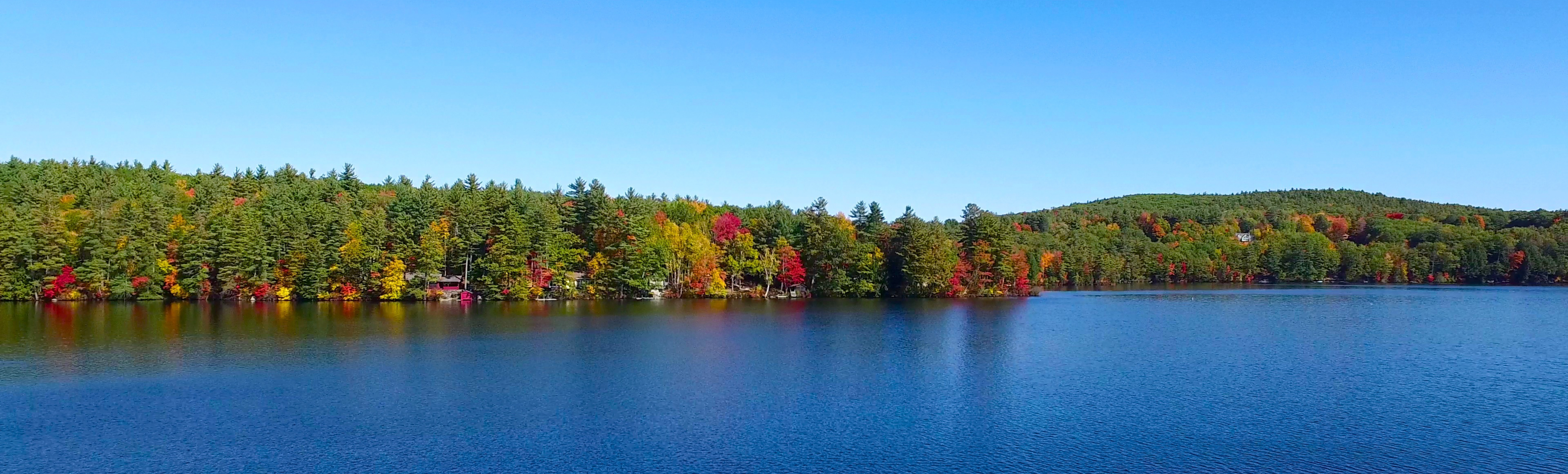 Blaisdell Lake -Sutton NH