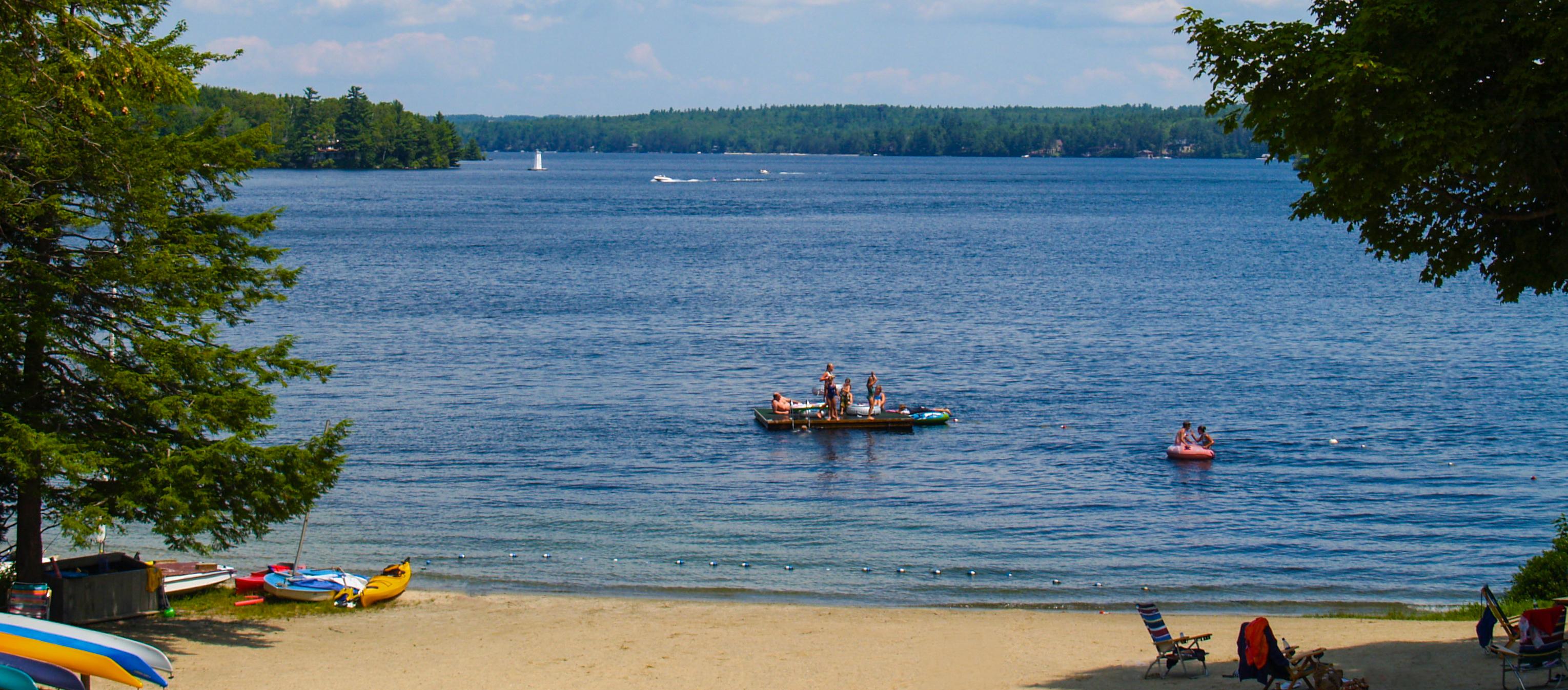 Fishers Bay - Lake Sunapee - Pam Perkins