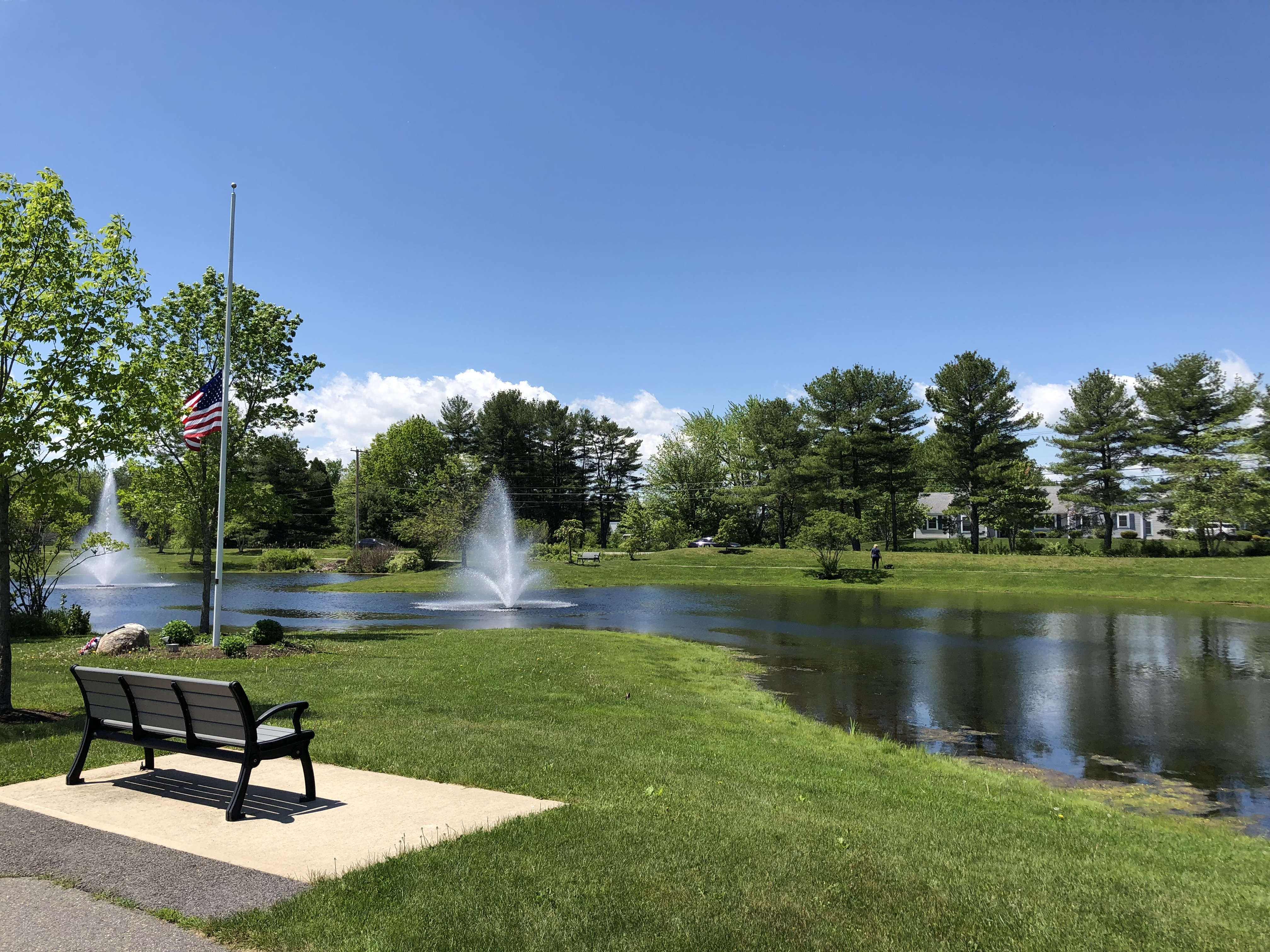Scarborough's Memorial Park