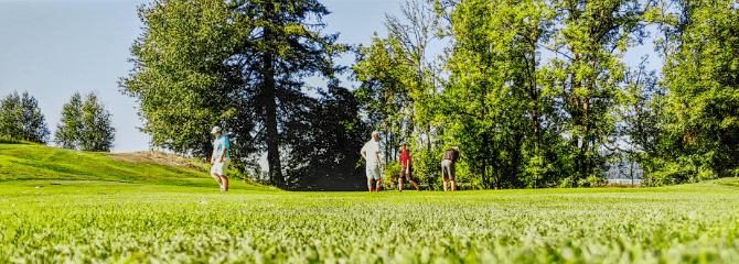 Golf in Clark County WA
