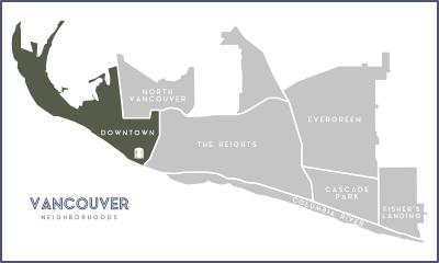 Downtown Vancouver Neighborhoods