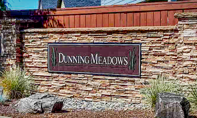 Dunning Meadows Subdivision