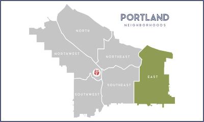 East Portland
