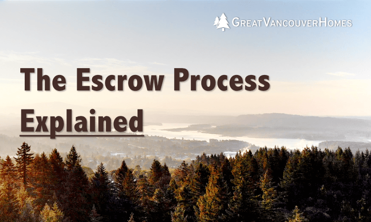 Steps in the Escrow Process