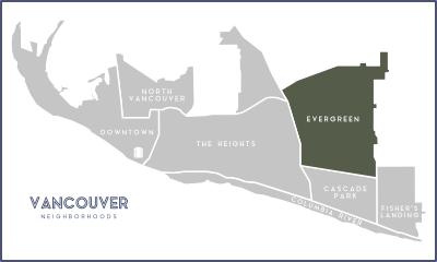 Evergreen Vancouver Neighborhoods