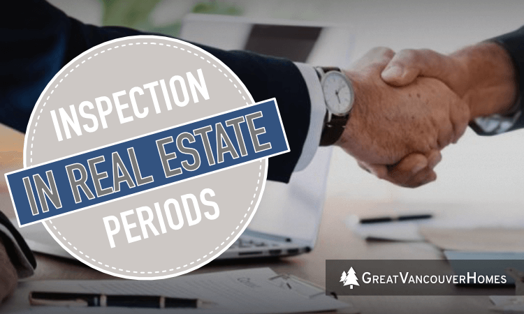 Real Estate Inspection Periods