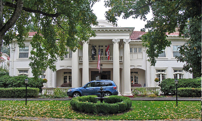 Irvington Portland Robert F Lytle House