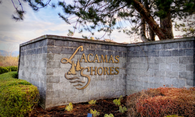 Lacamas Shores Camas WA
