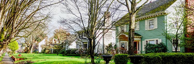 Laurlehurst Homes