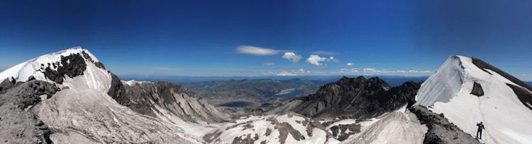 Mt. St. Helens Hike