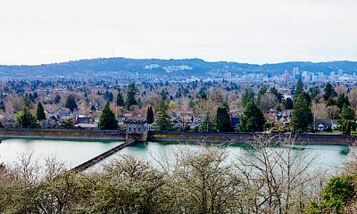 Mt Tabor Neighborhood Portland