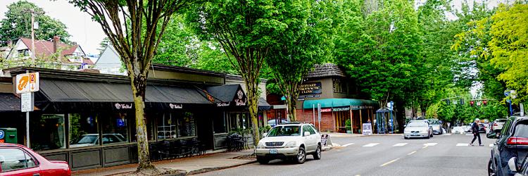 Nob Hill NW Portland