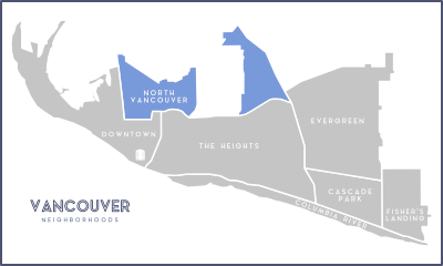 North Vancouver Washington Neighborhoods