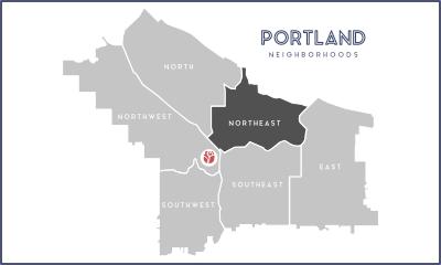 Northeast Portland