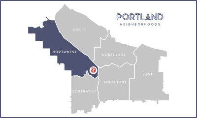 Northwest Portland Oregon