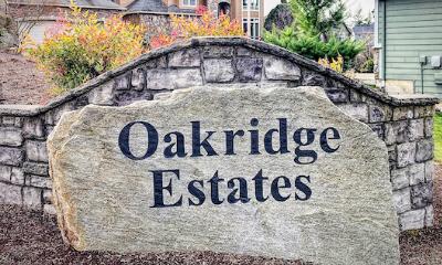 Oak Ridge Estates Camas WA