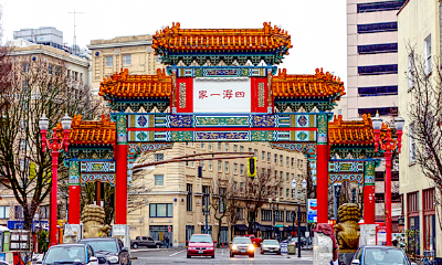 Old Town Chinatown Portland