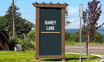 Ramey Lane Subdivision