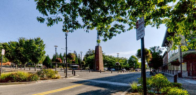 Reflection Plaza