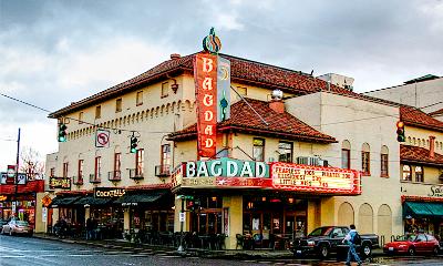 Sunnyside Portland Bagdad Theatre