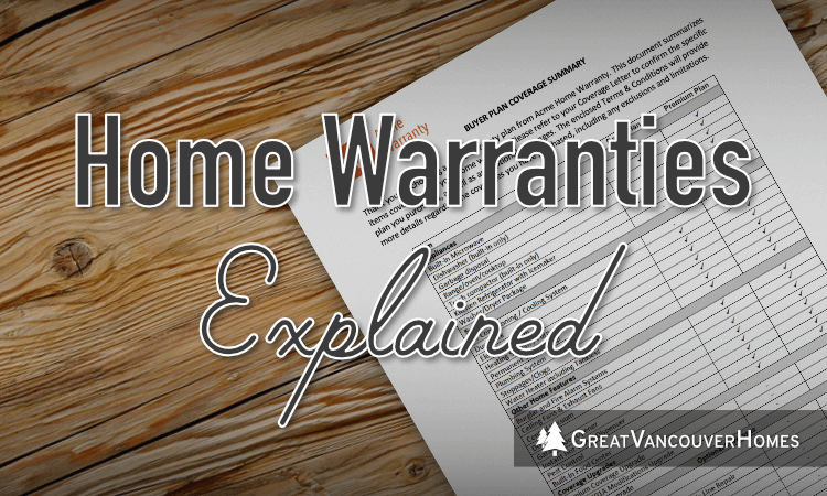 Home Warranties Explained