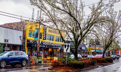 Woodstock Neighborhood Portland OR