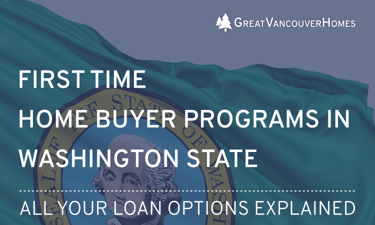First Time Homebuyer Washington State