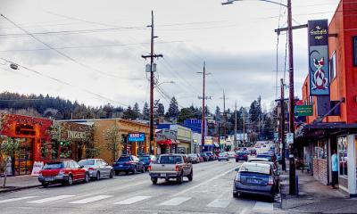 Montavilla Neighborhood Portland