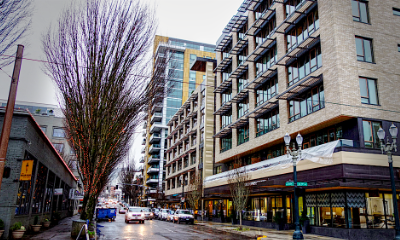 Pearl District Portland Oregon