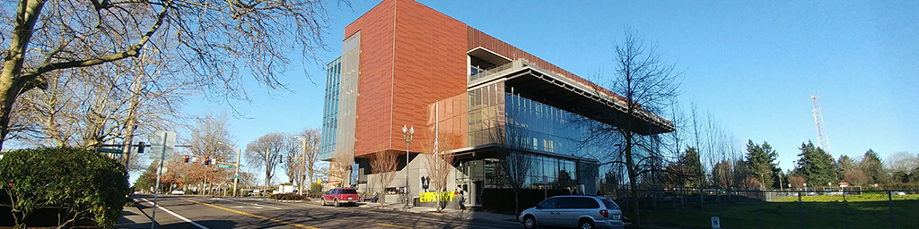 Ft. Vancouver Regional Library