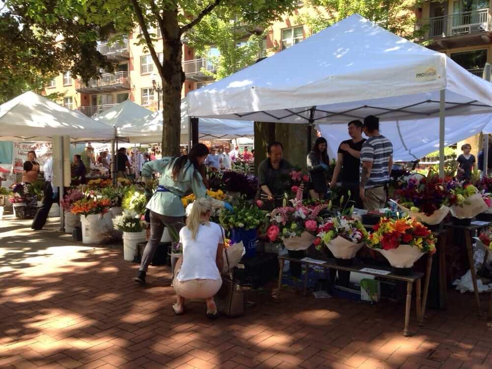 Downtown Vancouver WA Farmers Market
