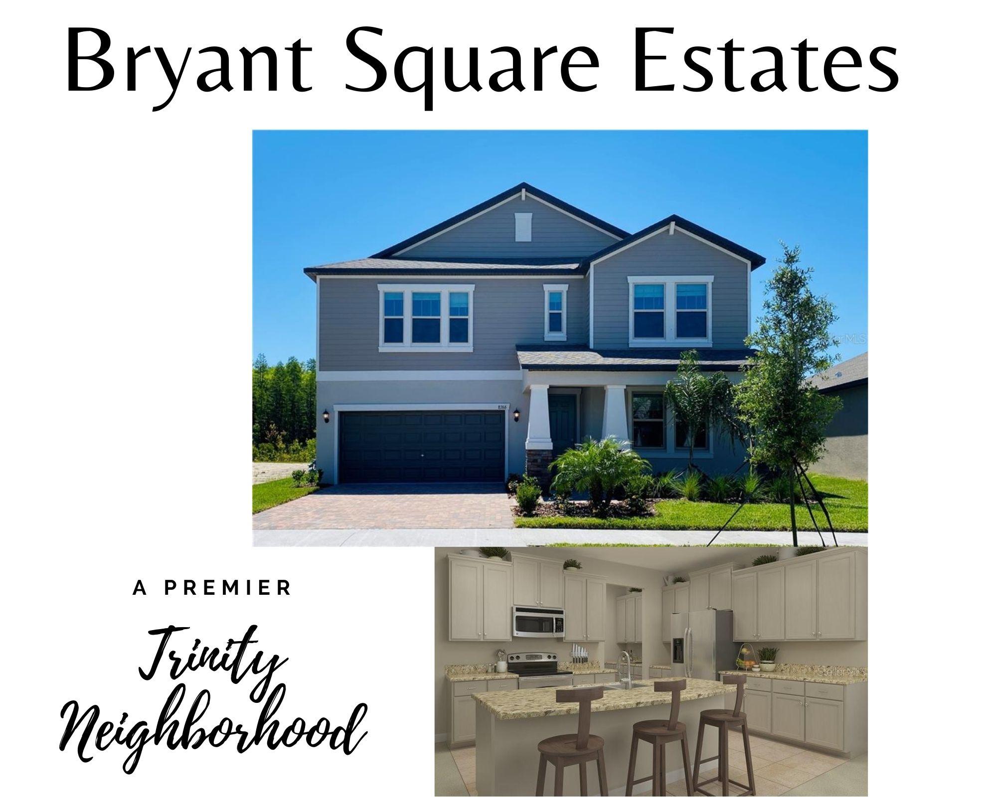 Bryant Square Home & Kitchen