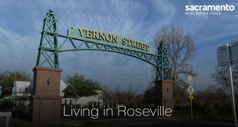 Living in Roseville