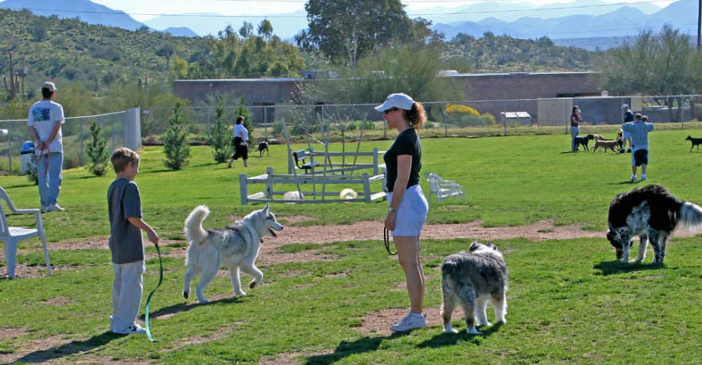 Pet parks in Fountain Hills