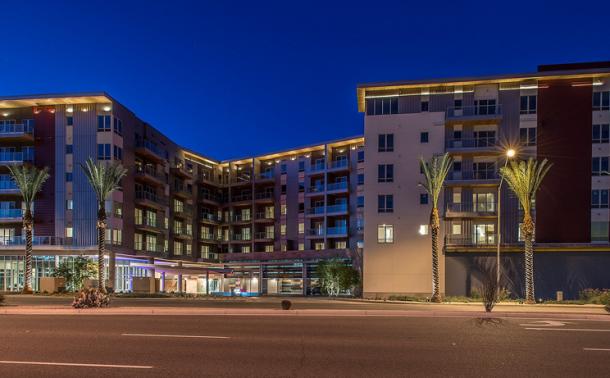 Scottsdale quarters