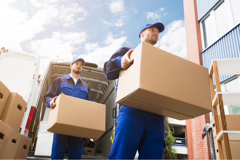 Movers Helping Save on Moving