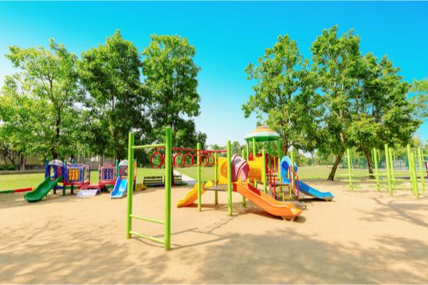 Dunwody Park in Cordova Park
