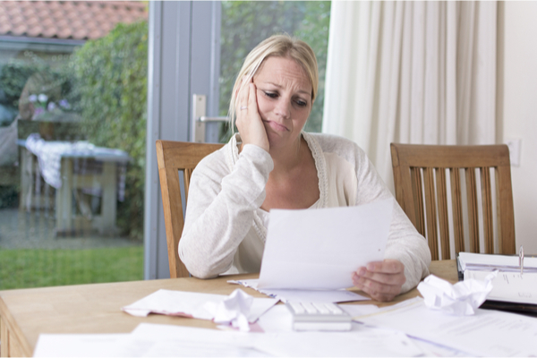 Financial burden from fixer upper