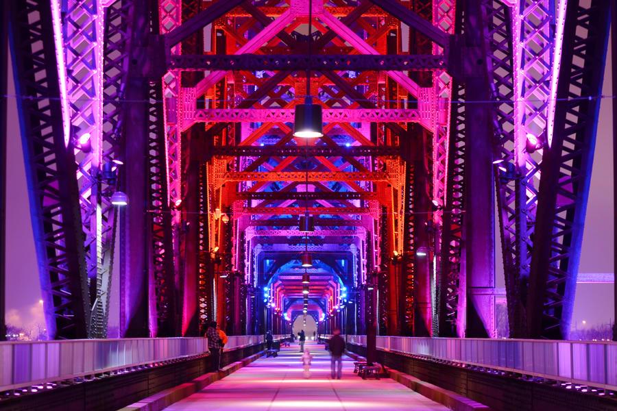 Louisville Big Four Bridge